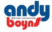 Andy Boyns – inglizce seslendirme, oyuncu, ve sununcu