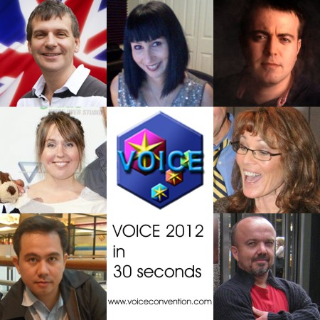 VOICE 2012 in 30 seconds